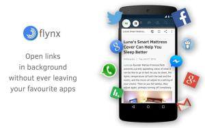 Flynx - Android app1