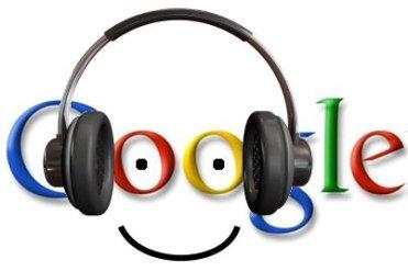 Google-Music-headphones-Google-logo